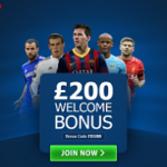10Bet – £200 Free Bet